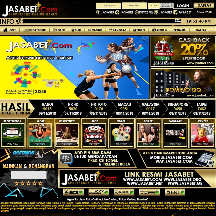 situs online togel